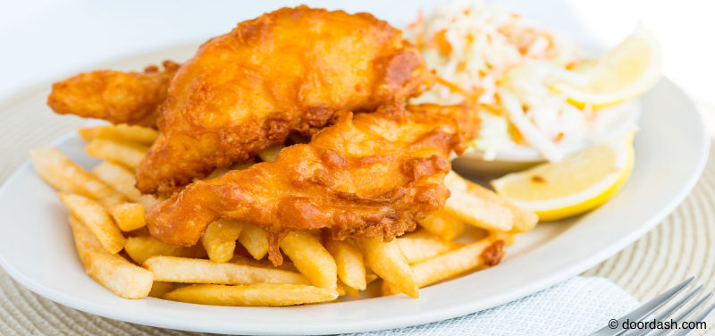 A picture of Fish and Chips