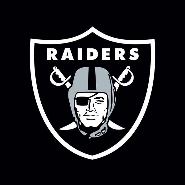 Logo of the Oakland Raiders